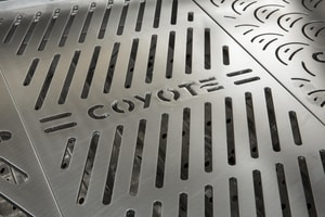 Coyote Outdoor Living Signature Grate for C1C28 Grill 3 Pack CCSIGRATE15