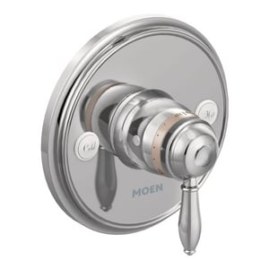 Moen Weymouth® Thermostatic Valve Trim Kit in Polished Chrome MTS32110