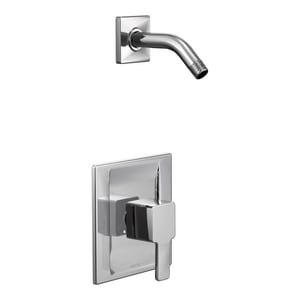 Moen 90 Degree™ Single Handle Shower Faucet in Polished Chrome MTS2712NH