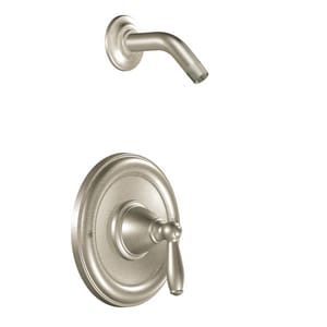 Moen Brantford™ Single Handle Shower Faucet in Brushed Nickel MT2152NH