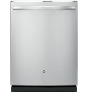 General Electric Appliances Profile™ Series 45dB Dishwasher with Hidden Control in Stainless Steel GPDT825SSJSS