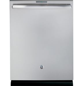 General Electric Appliances Profile™ Series 42dB Dishwasher with Hidden Control in Stainless Steel GPDT845SSJSS