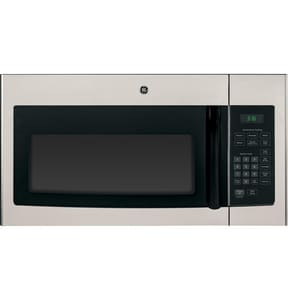 General Electric Appliances 1.6 CF Over-the-Range Microwave in Silver Metallic GJNM3161MFSA