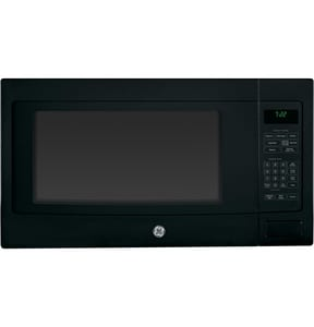 General Electric Appliances Profile™ 24-1/8 in. 2.2 cf 1100W Countertop Microwave Oven in Black GPEB7226DFBB