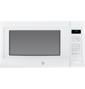 General Electric Appliances Profile™ 24-1/8 in. 2.2 cf 1100W Countertop Microwave Oven in White GPEB7226DFWW