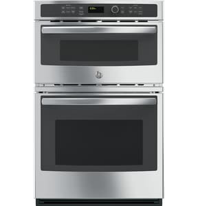 General Electric Appliances 1.7 cf Built-In Combination Microwave or Thermal Wall Oven in Stainless Steel GJK3800SHSS