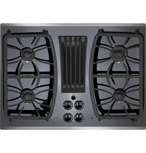 General Electric Appliances Profile™ Series 29-13/16 in. Built-In Gas Downdraft Cooktop GPGP9830SJSS