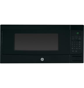 General Electric Appliances Profile™ 24 in. 1.1 cf 800W Countertop Microwave Oven in Black GPEM31DFBB