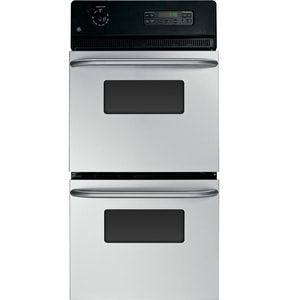 General Electric Appliances 24 in. Double Wall Oven in Stainless Steel GJRP28SKSS