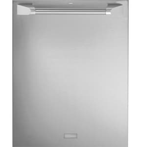 General Electric Appliances 42dB Fully Integrated Dishwasher in Stainless Steel GZDT915SPJSS