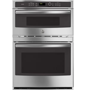 General Electric Appliances Profile™ 29-3/4 in. Combination Double Wall Oven with Convection in Stainless Steel GPT9800SHSS