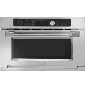 General Electric Appliances Built-In Single Oven in Stainless Steel GZSC1202JSS