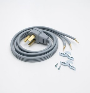 GE Appliances 5 ft. Dryer Electric Cord Accessory GWX9X3