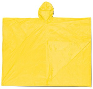 River City Schooner I One Size Fits All Raincoat in Yellow RO40