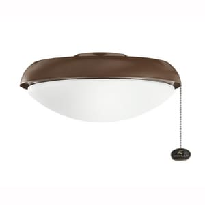 Kichler Lighting Climates™ 18W 1-Light Slim Profile Fixture in Coffee Mocha KK380910CMO