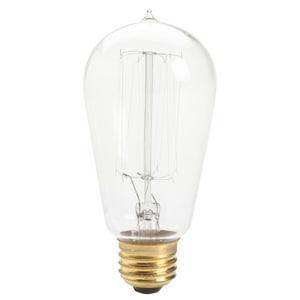Kichler Lighting 60W S21 Incandescent Light Bulb with Medium Base KK4071CLR