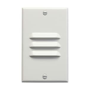 Kichler Lighting Vertical Louver LED Step Light KK12606