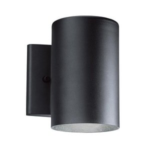 Kichler Lighting 10W Cast Aluminum Wall Mount LED Lantern in Textured Black KK11250BKT30