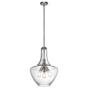 Kichler Lighting Everly 22-3/4 in. 3-Light Pendant KK42190