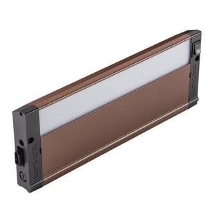 Kichler Lighting 4U Series LED Under-Cabinet Light in Bronze Textured KK4U30K12BZT