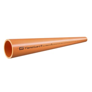 Spears FlameGuard™ 1-1/4 in. x 10 ft. CPVC Sprinkler Pipe SCP0110