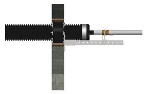 Uponor Ecoflex® 7-19/20 in. Compression Wall Seal U1007362