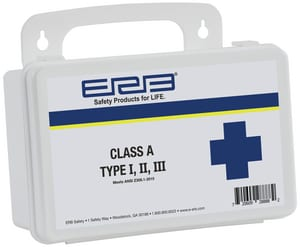 ERB Safety 8-1/2 in. First Aid Kit E28888