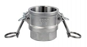 FNW® 2-1/2 in. Female Coupler x FNPT Aluminum Coupling FNWCGDALL