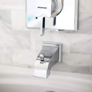 Speakman Rainier™ 8-22/25 in. Diverter Tub Spout in Polished Chrome SS1564