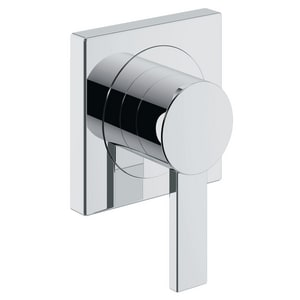 GROHE Allure Volume Control Valve Trim with Single Lever Handle in Starlight Polished Chrome G19385000