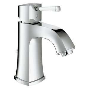 GROHE Grandera™ Single Handle Monoblock Bathroom Sink Faucet in StarLight Polished Chrome G2331100A