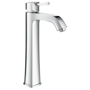 GROHE® Grandera™ 1.5 gpm Single Lever Handle Mixing Valve Vessel Basin G23314