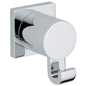 GROHE Allure 1 Robe Hook in StarLight Chrome G40284000