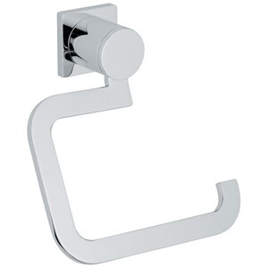 GROHE Allure Wall Mount Toilet Tissue Holder in StarLight Chrome G40279000