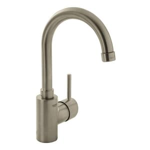 GROHE® Concetto® Single Handle Centerset Bathroom Sink Faucet in StarLight Brushed Nickel G32138ENA