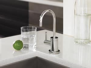 Hansgrohe Talis S Single Handle Lever Handle Water Filter Faucet in Polished Chrome H04301000