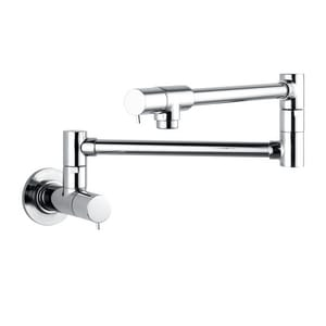 Hansgrohe Talis S Single Handle Lever Handle Pot Filler in Polished Chrome H04057000