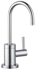Hansgrohe Talis S Single Handle Lever Handle Water Filter Faucet in Polished Chrome H04301