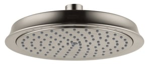 Hansgrohe Raindance Single Function RainAir Showerhead in Brushed Nickel H28421821