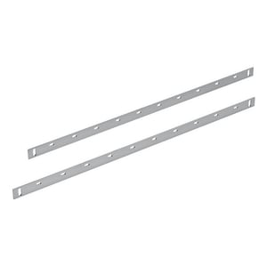 Hansgrohe iBox Fastening Rail Set For Ibox Universal Polished Chrome H96615000