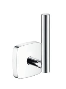 Hansgrohe PuraVida Roll Holder in Polished Chrome H41518000