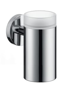 Hansgrohe S/E Toothbrush Holder in Polished Chrome H40518000
