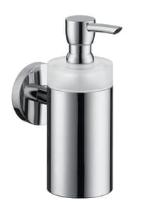 Hansgrohe S/E High Gloss Soap Dispenser in Polished Chrome H40514000