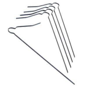 Kraft Tool Company 7-1/2 in. Replacement Tines for Flat Wire Texture Broom KCC200
