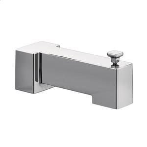 Moen 90 Degree™ Diverter Tub Spout in Polished Chrome MS3894