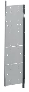 AXOR ShowerCollection Mounting Plate Starck in Polished Chrome AX10973180