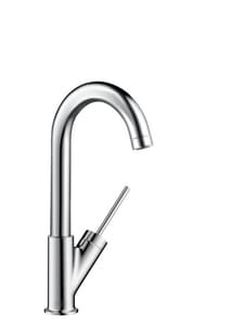 AXOR Starck Kitchen Bar Faucet in Polished Chrome AX10826001
