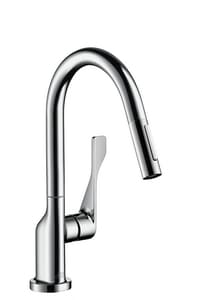AXOR Citterio Single Lever Handle Bar Faucet in Polished Chrome AX39836001