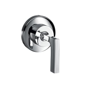 AXOR Citterio Volume Control Trim with Single Lever Handle AX39961