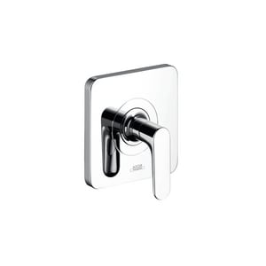 AXOR Citterio M Single Handle Bathtub & Shower Faucet in Polished Chrome Trim Only AX34964001
